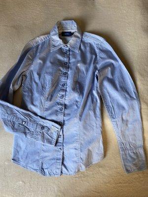 Mexx Blouse en jean bleu azur