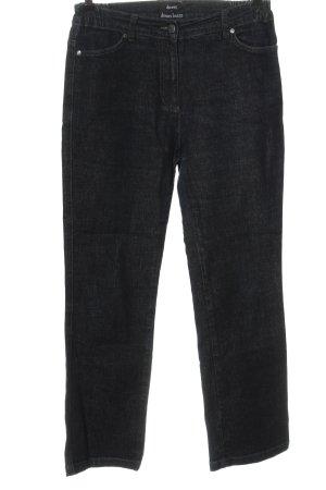 Dennis Basso High Waist Jeans light grey casual look
