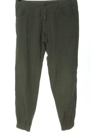 Denny Rose Baggy Pants khaki casual look