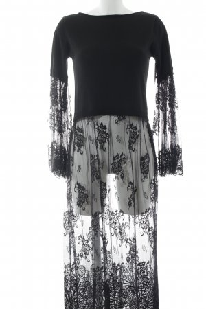 Denny Rose Longsleeve Dress black elegant