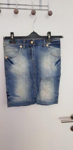 Denny Rose Pencil Skirt blue