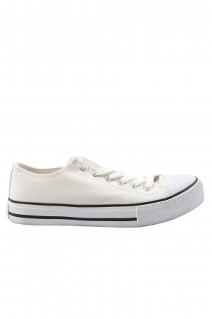 Depeche Lace-Up Sneaker white casual look