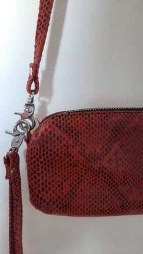 Depeche Crossbody bag dark red