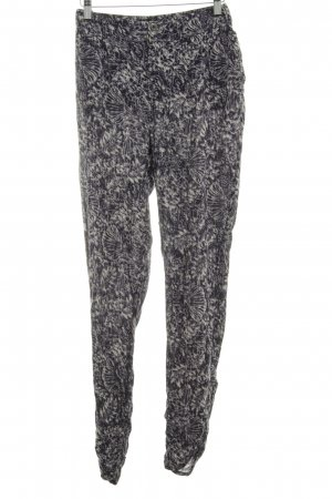 Dept Baggy Pants florales Muster Casual-Look