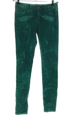 Dept Denim Department Corduroy broek groen casual uitstraling