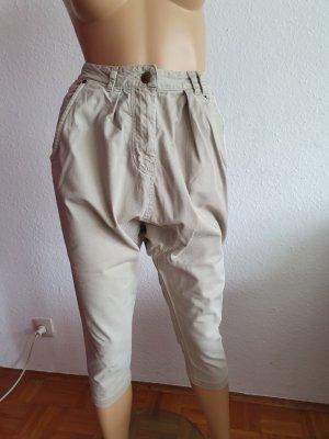 Dept Jeans a 7/8 beige chiaro