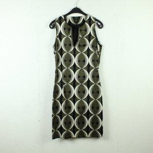 Dept Midi Dress multicolored cotton