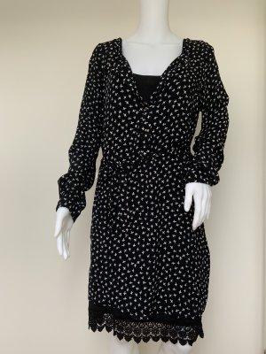Dept Kleid schwarz, Größe M