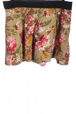 Dept Mini rok volledige print casual uitstraling