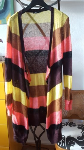 Dept Knitted Coat multicolored wool