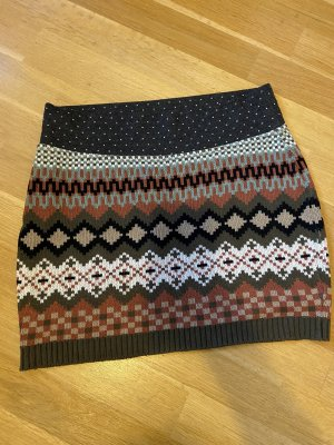 Dept Knitted Skirt multicolored