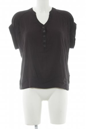 Dept T-Shirt schwarz Casual-Look