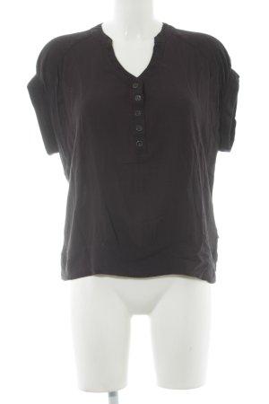 Dept T-Shirt schwarz Casual-Look