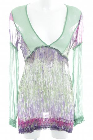 Dept tolles Langarm Shirt super Farben abstraktes Muster