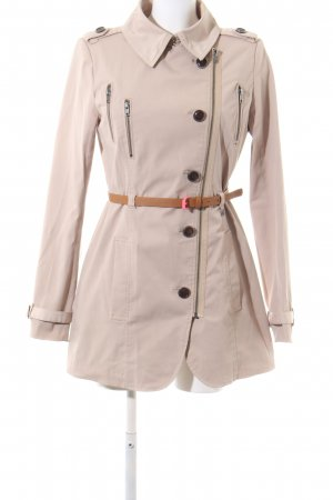 Dept Trenchcoat wollweiß Casual-Look