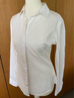 Der Klassiker weiße Bluse