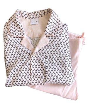 Der ultimative Luxus Pyjama von der Marke Möve mit Swarovski rosa