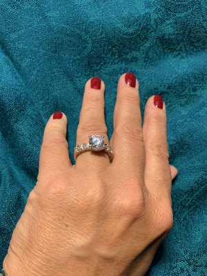 "Der ultimative Pierre Lang Ring ""Meghan Sparkle Ring"""