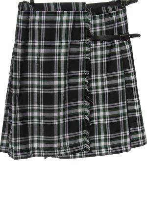 Der Wildschütz High Waist Skirt allover print casual look