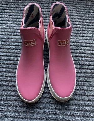 Derbe Wellies pink