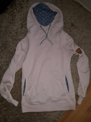 Derbe Hooded Sweater pink