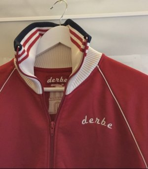 Derbe College Jacket red-white