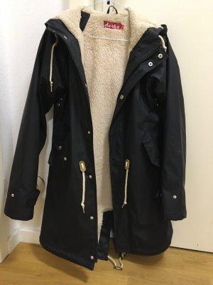 Derbe Manteau de pluie noir