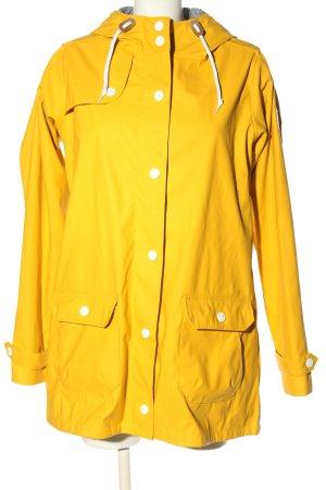 Derbe Kurtka przeciwdeszczowa bladożółty W stylu casual