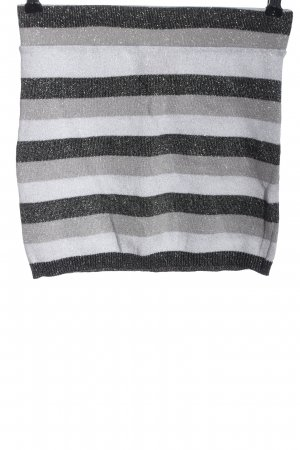 derek heart Off-The-Shoulder Top allover print casual look