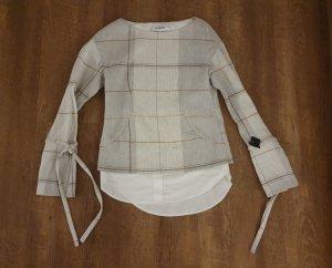 derek lam 10 crosby Bluse Pullover duo sweater