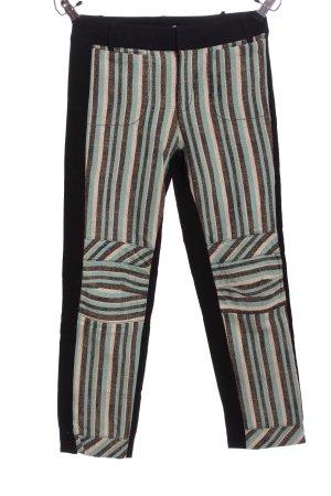 Derek Lam Drainpipe Trousers striped pattern casual look