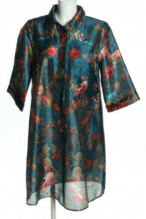 Derhy Abito blusa camicia multicolore Tessuto misto