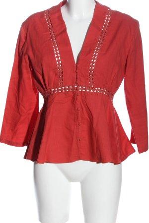 Derhy Langarm-Bluse