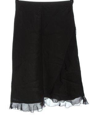 Derhy Midi Skirt black business style