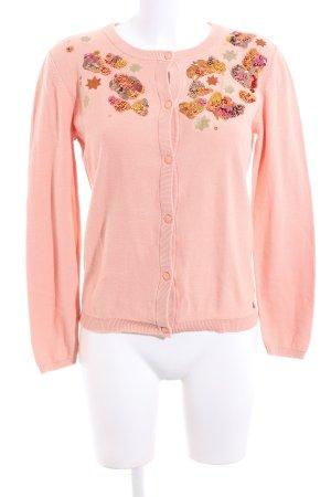 Des Petits Hauts Cardigan pink Casual-Look