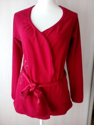 Etam Kimono rojo-rojo neón