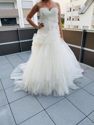 Pierre Cardin Abito da sposa multicolore