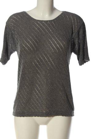 design world T-Shirt light grey flecked casual look