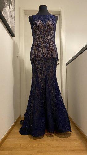 Linea Raffaelli Robe de bal bleu
