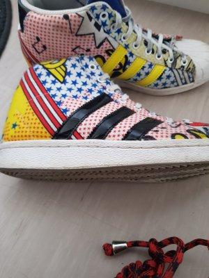 Adidas x Rita Ora Heel Sneakers multicolored