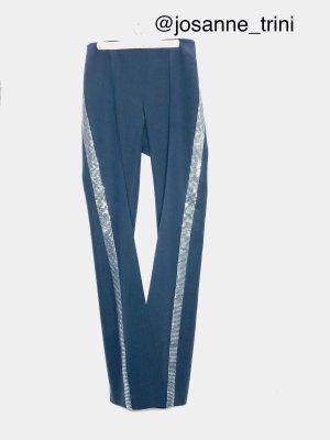 Designer Anzughose mit Strasssteinen (Made in Italy)