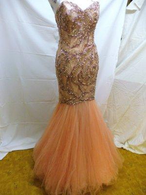 Designer-Ballkleid, Abendkleid, Terani Couture Gr. 36/38