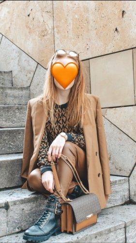 Samsøe & samsøe Tailleur beige-color cammello