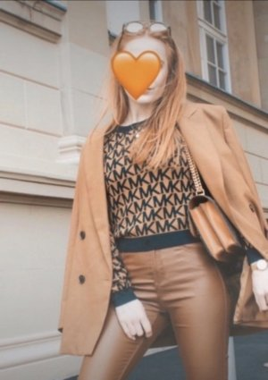 Samsøe & samsøe Blazer lungo beige-color cammello