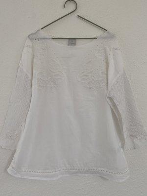 Culture Lace Blouse natural white