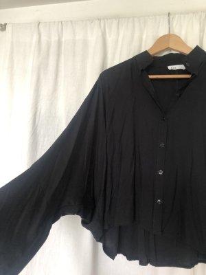 Designer Bluse by LISI LANG / lila