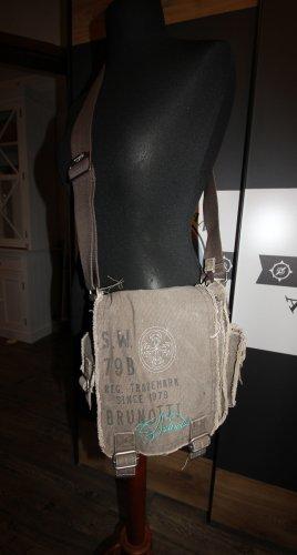 Brunotti Handbag grey brown