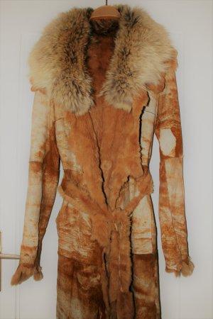 Pelt Coat brown-beige pelt