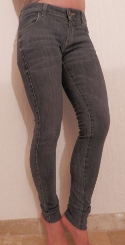 Designer edel Skinny Röhre Siwy Jeans Fashion Blogger Moss Style