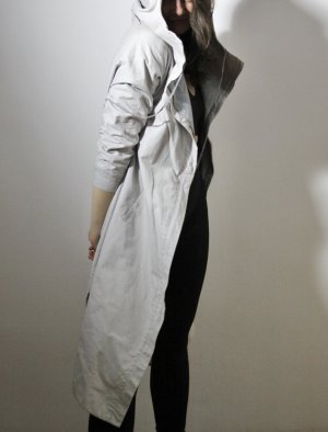 Anonyme Designers Oversized Coat light grey